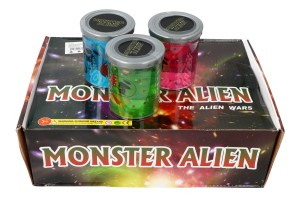 GLUTEK SLIME MONSTER 12SZT